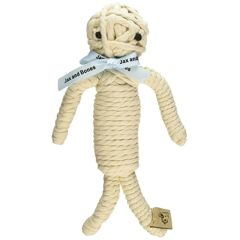 Jax&Bones Rope Toy Mummy 10in