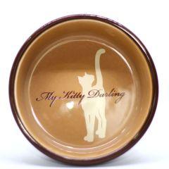Plato Ceramica My Kitty Darling