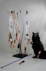 Purrfect Go-Fur-It Cat Toy