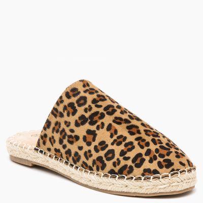 Babucha Yute Leopardo
