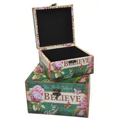 Caja Believe Grande
