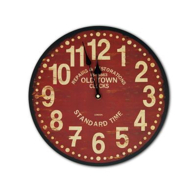 RELOJ OLD TOWN RED