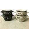 Set de 4 bowl orejas soup