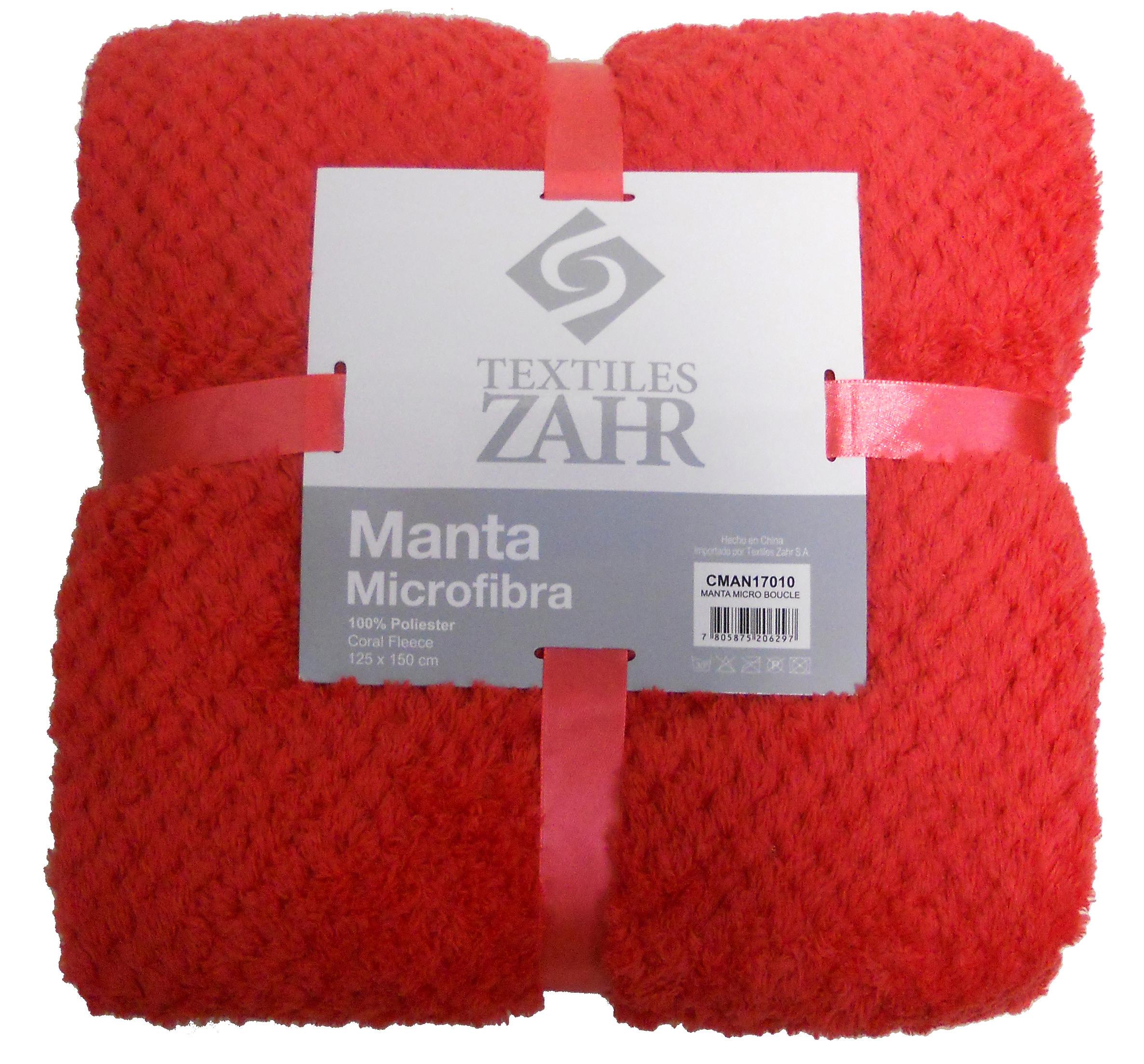 Manta Micro Boucle