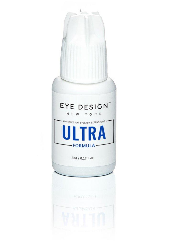 EyeDesign Adhesivo Extensiones de Pestañas - Ultra Formula