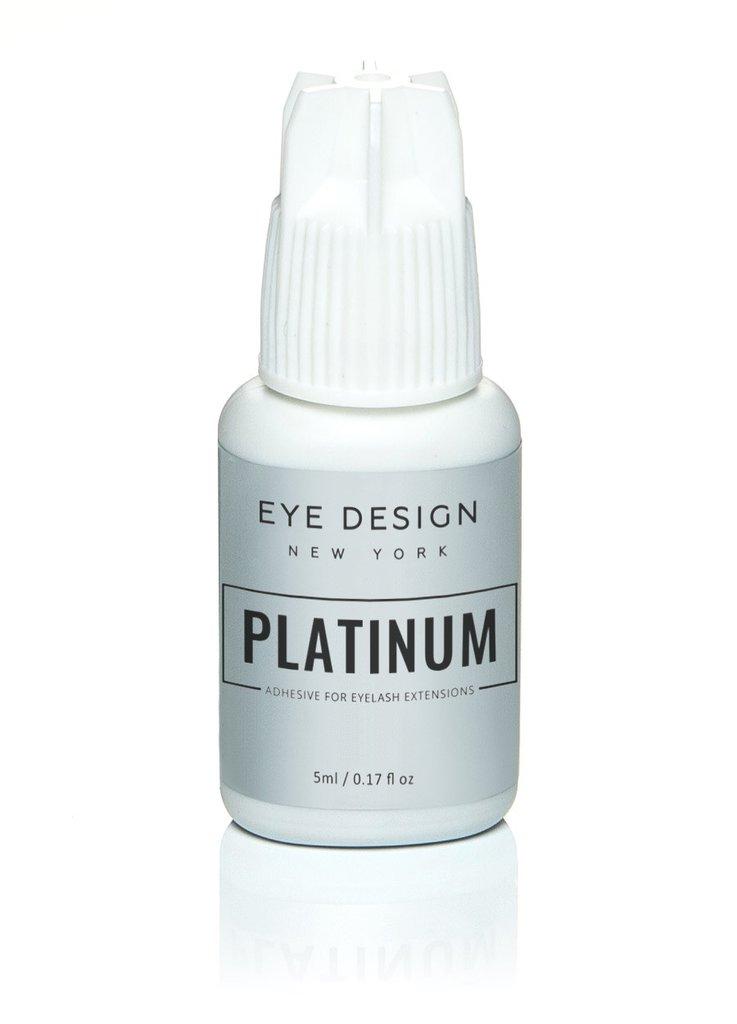 EyeDesign Adhesivo Extensiones de Pestañas - Platinum