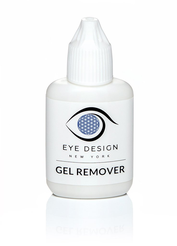 EyeDesign Gel Removedor Extensiones de Pestañas