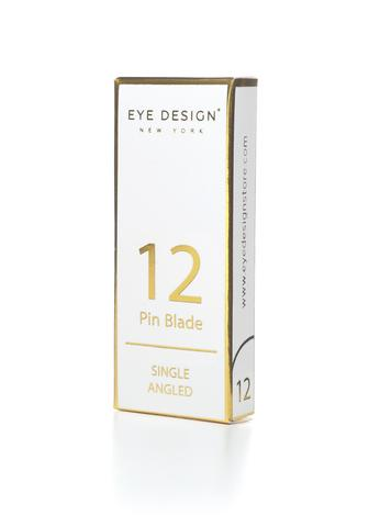 EyeDesign Microblading 12 Pin Blade - 20