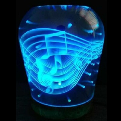 Difusor 3D Music
