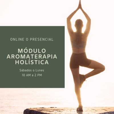 7. Aromaterapia Holística