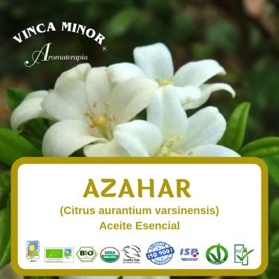 Azahar (RCO Citrus aurantium varsinensis)