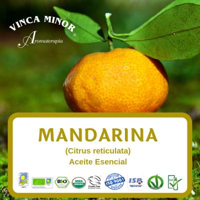 Mandarina (Citrus reticulata)