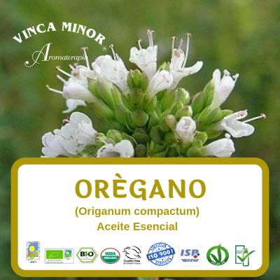 Orégano (Origanum compactum oil)