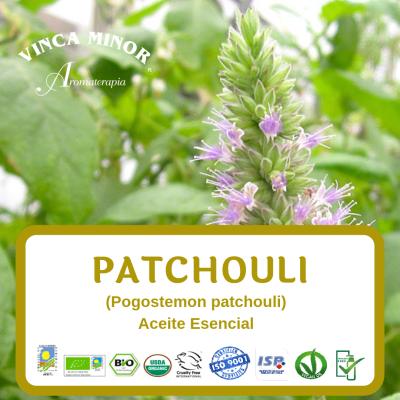 Patchouli (Pogostemon patchouli oil)