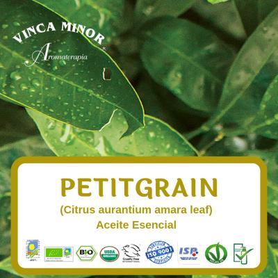 Petitgrain (Citrus aurantium amara leaf oil)