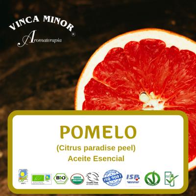 Pomelo (Citrus paradise peel oil)