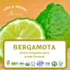 Bergamota (Citrus bergamia peel oil)