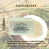 Jabón de Coco