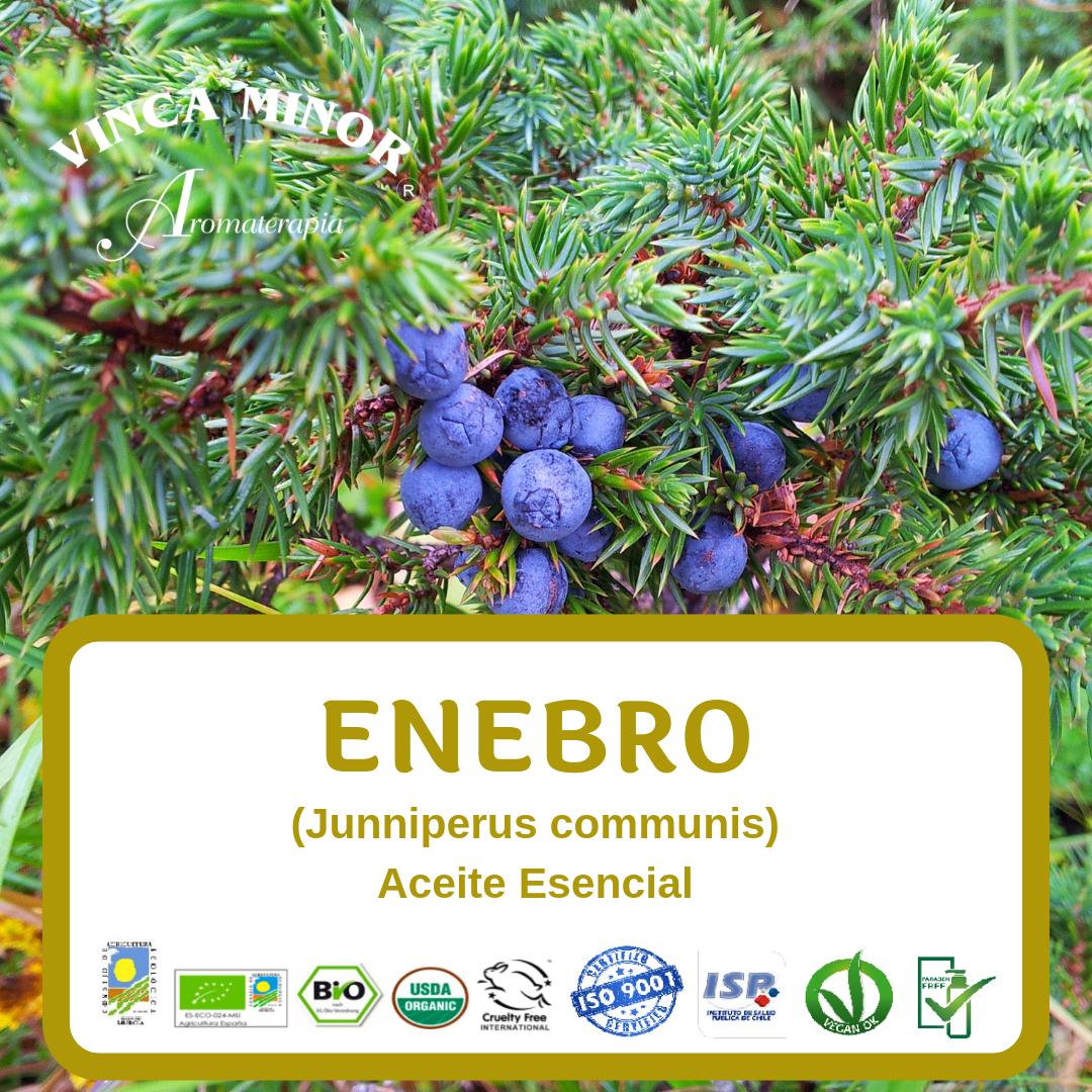 Enebro (Junniperus communis oil)