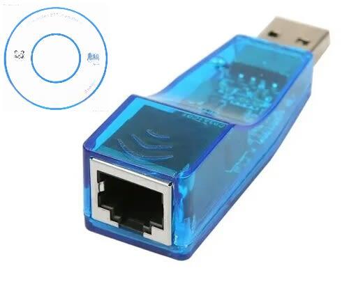ADAPTADOR USB A RJ45
