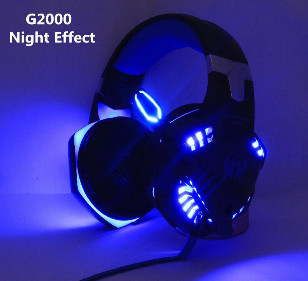 AUDIFONO GAMER G2000