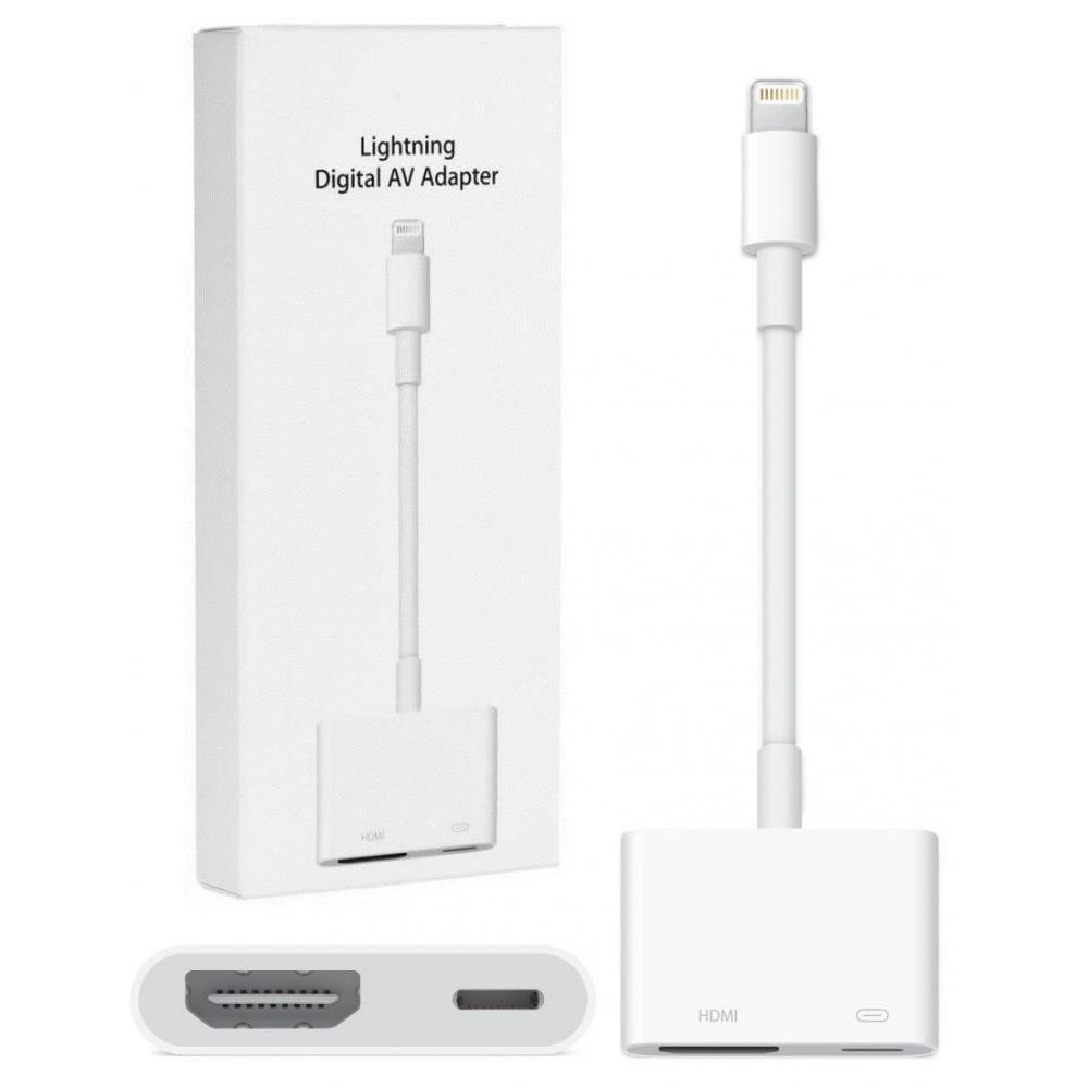 Adaptador Lightning a HDMI