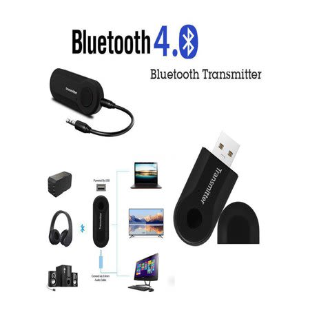 TRANSMISOR BLUETOOTH BT400
