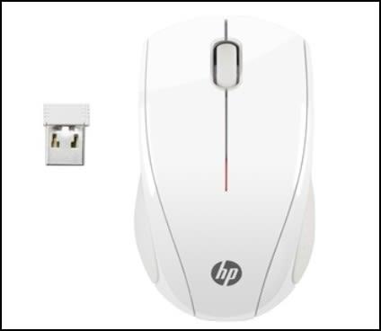 MOUSE HP X3000 INALAMBRICO
