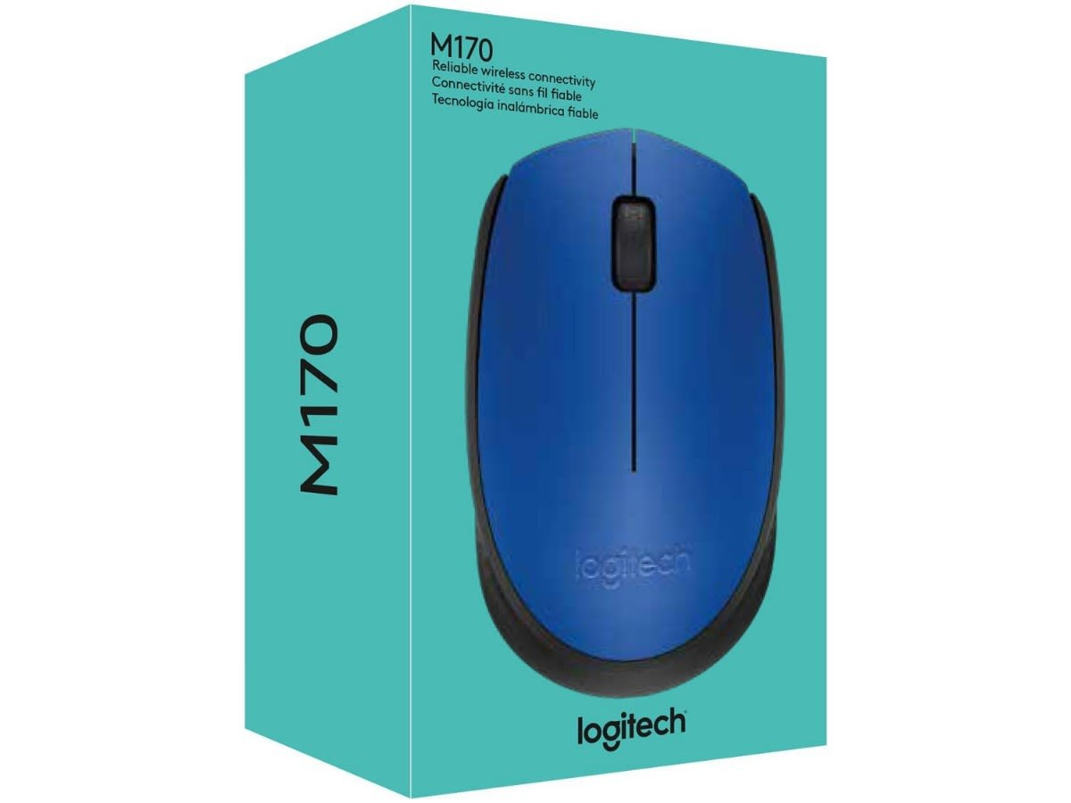MOUSE M170 AZUL