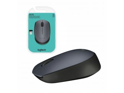 MOUSE M170 NEGRO