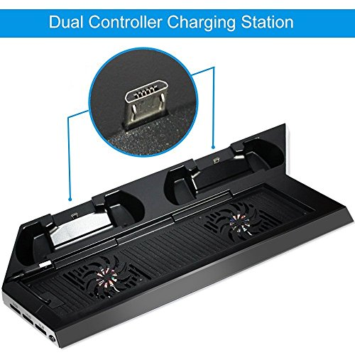 CHARGING STAND PS4