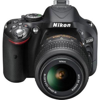 Cámara Reflex Nikon D5200