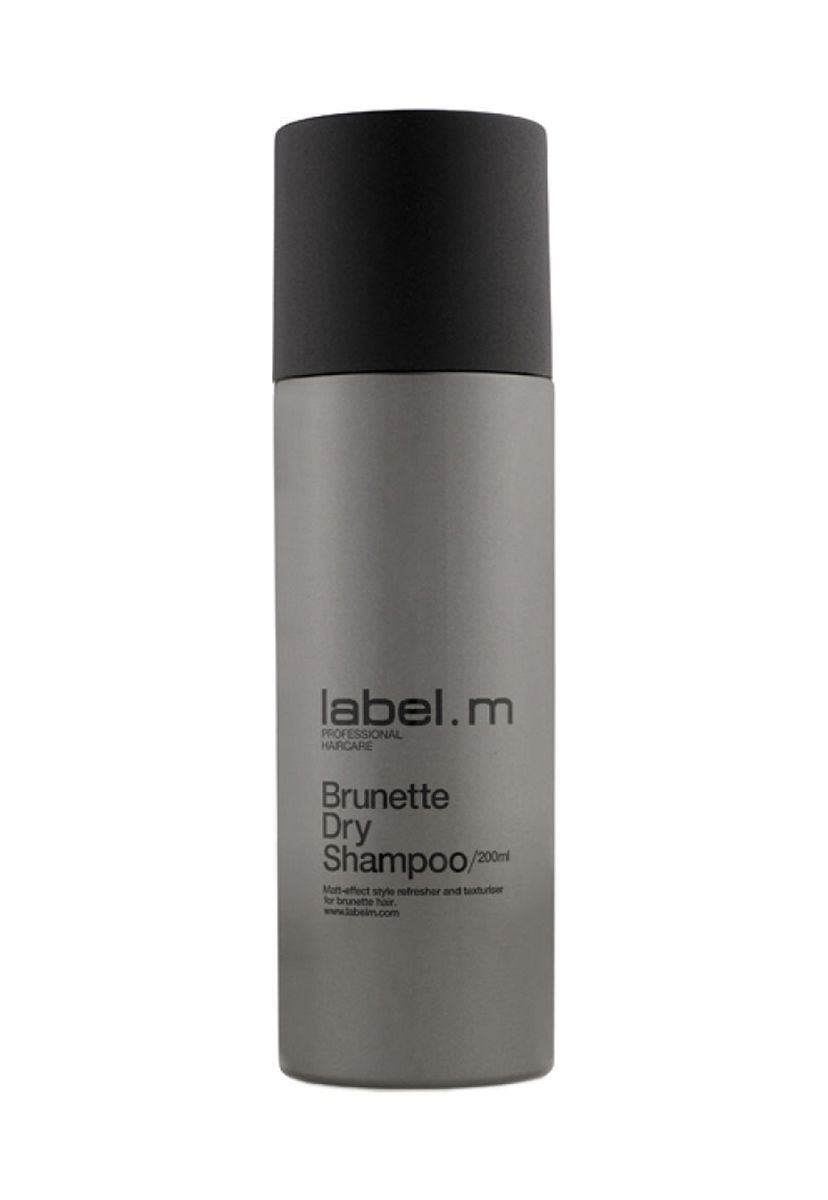 Shampoo en Seco Transparente label