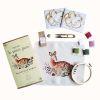 Kit de Bordado Bambi del Bosque