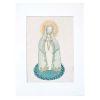 Lienzo para bordar Virgen de Fátima