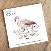 Sticker Flamenco Chileno