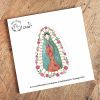 Sticker Virgen de Guadalupe