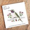 Sticker Picaflor de Arica