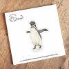Sticker Pingüino