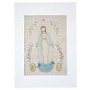 Lienzo para bordar Virgen de los Rayos