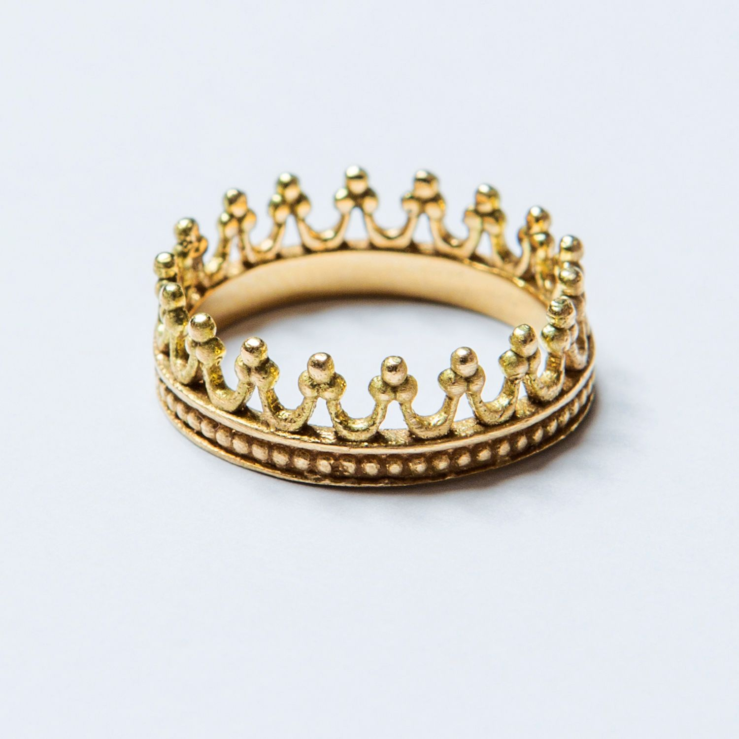 AN77035 ANILLO PRINCESSE - ORO AMARILLO.