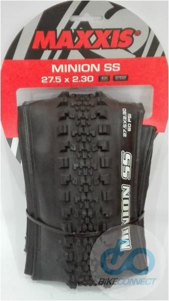 MTB 27.5x2.30 K MAXXIS MINION SS TR/EXO