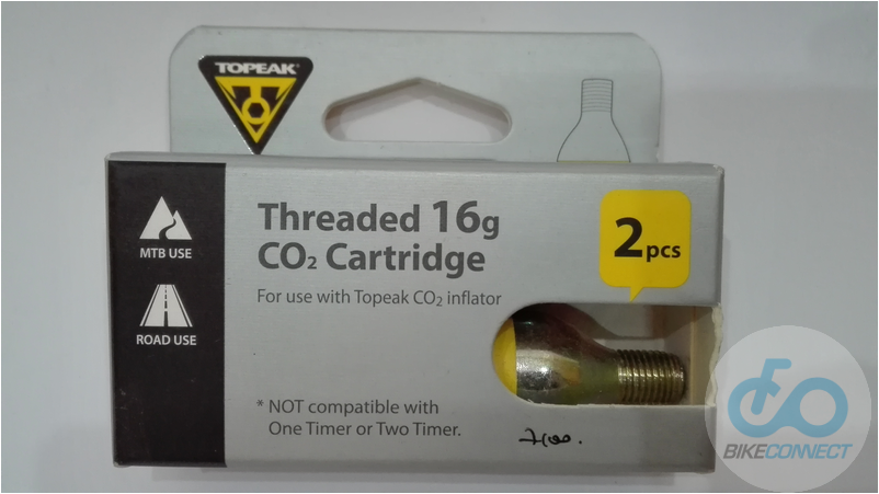 KIT DE REPUESTO TOPEAK CATRIDGE CO2