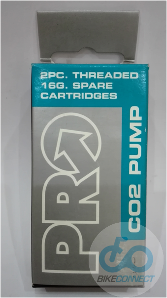 KIT DE REPUESTO SHIMANO PRO CATRIDGE CO2