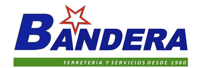 Logo Ferretería Bandera
