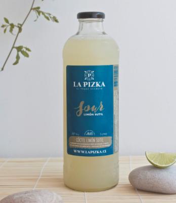 Sour La Pizka 100% Limón sutil