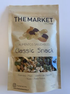 Classic Snack 250Gr