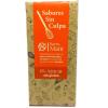 Chocolate Mani Sabores Sin Culpa S/G