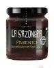 Pimiento acaramelizado con vino oporto 250g La Sazoneria