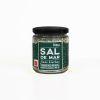 Nau sal de mar finas hierbas